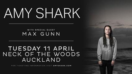 Radio Hauraki presents Amy Shark live in Auckland