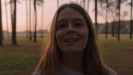 "Watch the video for Maggie Rogers' tune ""Alaska"""