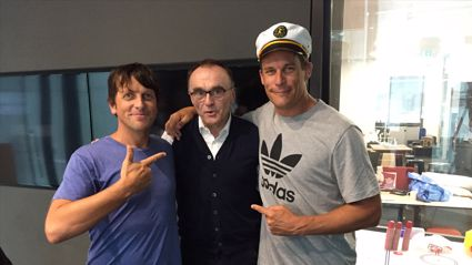 Matt & Jerry interview Danny Boyle