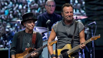 Bhuja interview Bruce Springsteen's guitarist Nils Lofgren