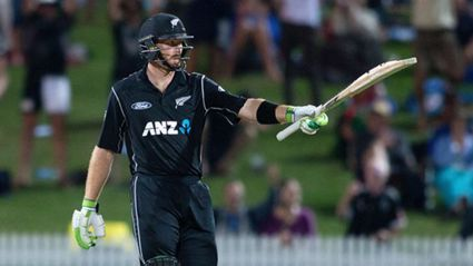 Guptill blasts NZ to ODI win over Proteas