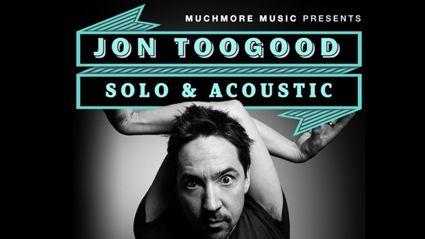 TARANAKI: Win tickets to Jon Toogood at The Mayfair