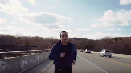 "Watch the brand video for Future Islands' track ""Ran"""