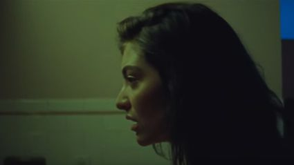 "Watch the video for Lorde's brand new song ""Green Light"""