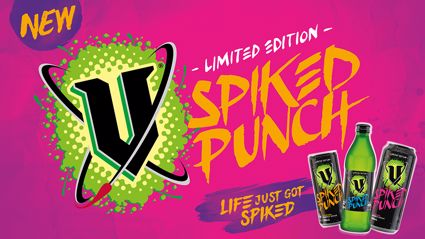 Win #spikedV prize packs with Angelina Grey