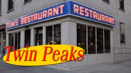 Twin Peaks & Seinfeld theme mash-up