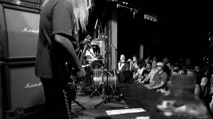 "Watch the new video from Dinosaur Jr. for ""Knocked Around"""