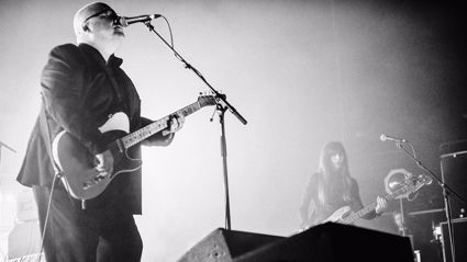 Photos of Pixies live in Wellington