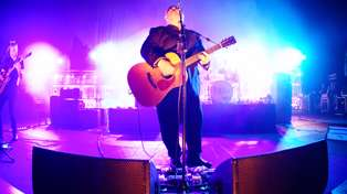 Photos of Pixies live in Auckland