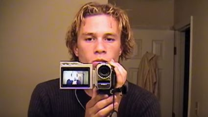 Watch the trailer for the Heath Ledger biopic
