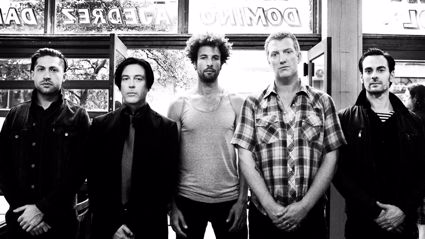 Queens Of The Stone Age live in New Zealand