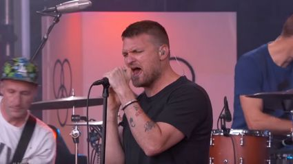 "Watch Cold War Kids play ""Love Is Mystical"" live"