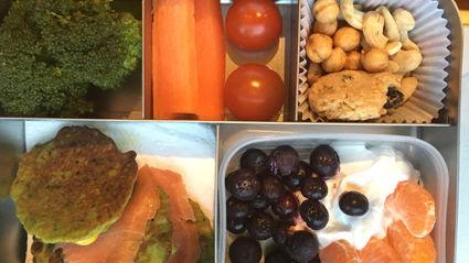 Matt Heath: Why I make amazing school lunches (because my mum never did)