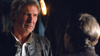 Please enjoy A Bad Lip Reading of 'Star Wars: The Force Awakens""