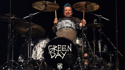 Georgia Cubbon interviews Tré Cool from Green Day