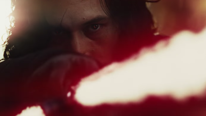 The first trailer for Star Wars: The Last Jedi is here!