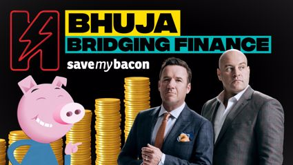 Bhuja Bridging Finance thanks to Save My Bacon