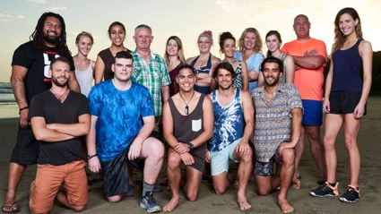 Meet the contestants for the brand new show Survivor New Zealand