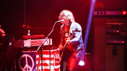 Photos of Ryan Adams live in Auckland