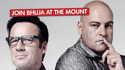 Join Bhuja at The Mount