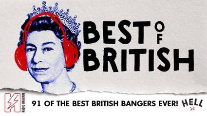 Best Of British - Queen's Birthday Countdown Full Playlist