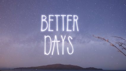 "Listen to the new song ""Better Days'' from The Black Seeds"