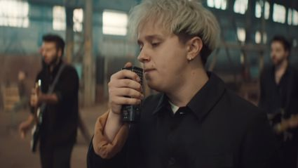 "Watch the video for Nothing But Thieves latest single ""Amsterdam"""