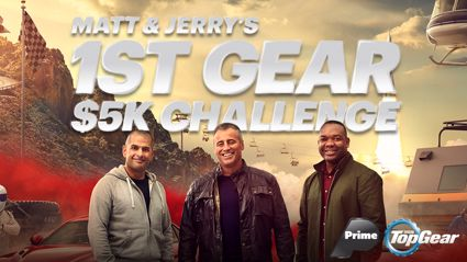 Win $5,000 with Top Gear on PRIME TV