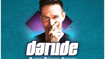 Darude live in New Zealand