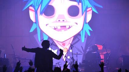 Watch the 360 degree live stream of Gorillaz's gig in Berlin