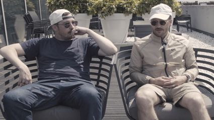 Portugal. The Man discuss making videos and their psychopath drummer