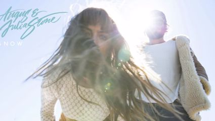 """Listen to the brand new song """"Snow"""" by Angus & Julia Stone"""