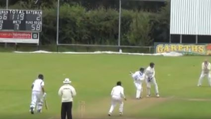 Slips fielder drops sitter then becomes the greatest story of redemption ever