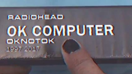 This unboxing video of Radiohead's 'OK Computer' reissue is very creepy