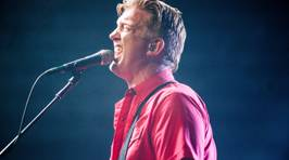 Photos of Queens Of The Stone Age live in Auckland