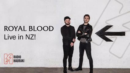 Royal Blood announce New Zealand shows!