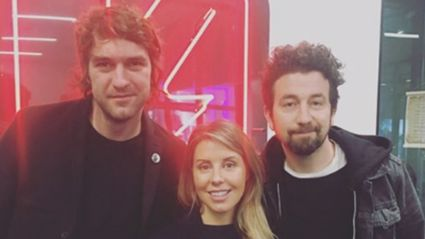 Angelina Grey interviews Japandroids