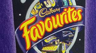 Cadbury are releasing an epic Kiwi Edition of 'Favourites'