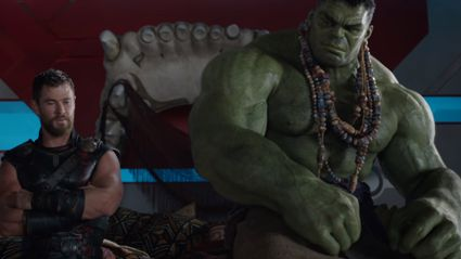 Watch the new trailer for 'Thor: Ragnarok'