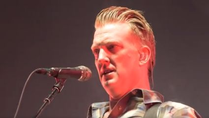 Watch Josh Homme destroy a heckler at Splendour In the Grass