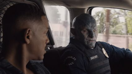 Check out the trailer for Will Smith's new movie 'Bright'