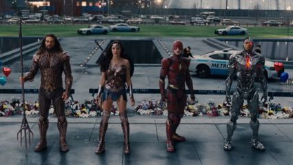 Watch the Comic-Con teaser for Justice League