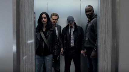 Here's the trailer for 'Marvel's The Defenders'