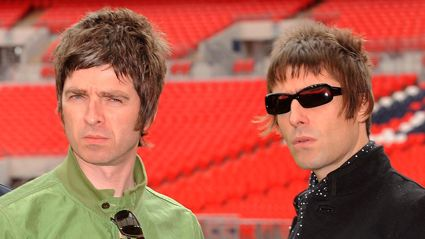 "Liam Gallagher relishes ""taking the p*ss"" out of his brother Noel"