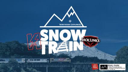 Join the Hauraki Snow Train