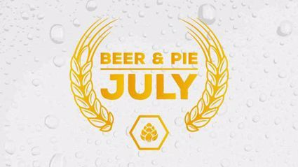Celebrate the success of Beer & Pie July!