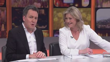 Mike Hosking admits his attraction to Jeremy Wells