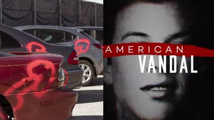 Watch the trailer for the new crime doco 'American Vandal'