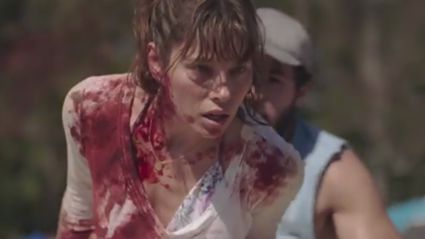 "Watch the trailer for what people are calling ""the most gruesome show on TV"""