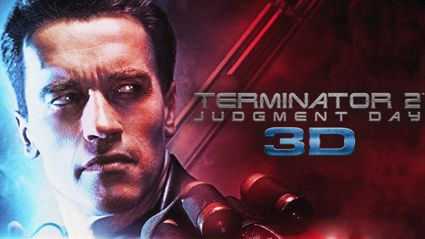 Win a double pass to Terminator 2: Judgment Day 3D!